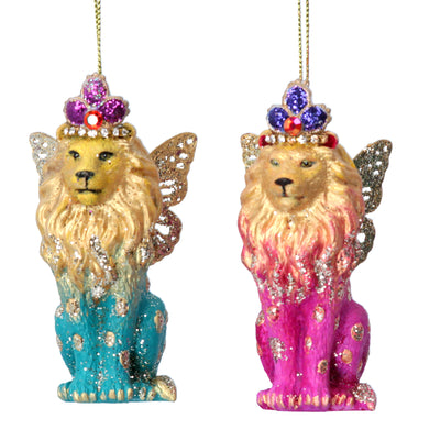 Fantasy Lion Christmas Decoration