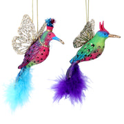 Fantasy Hummingbird Christmas Decoration