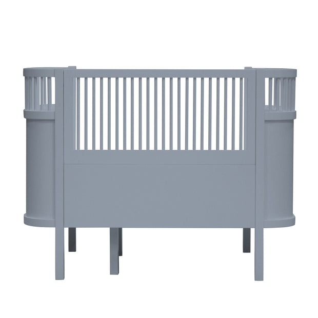 Sebra Forest Lake Blue Baby & Jr Cot Bed