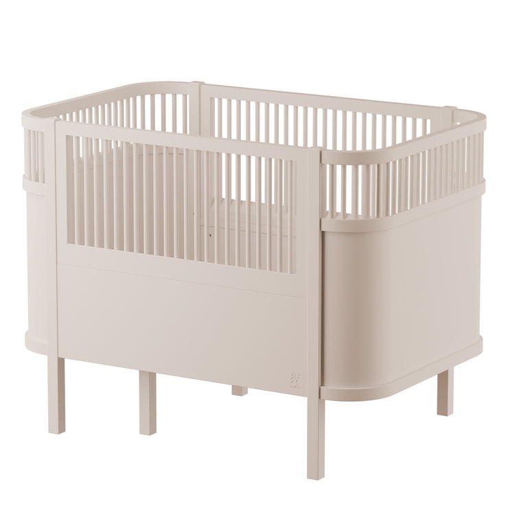 Birchbark Beige Baby And Jr Bed