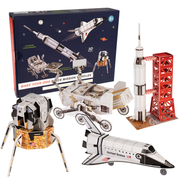 Make Your Own Space Mission Vehicles Kits