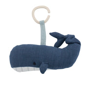 Musical Whale Cot Toy