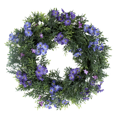 Forget-Me-Not & Box Wreath PRE-ORDER