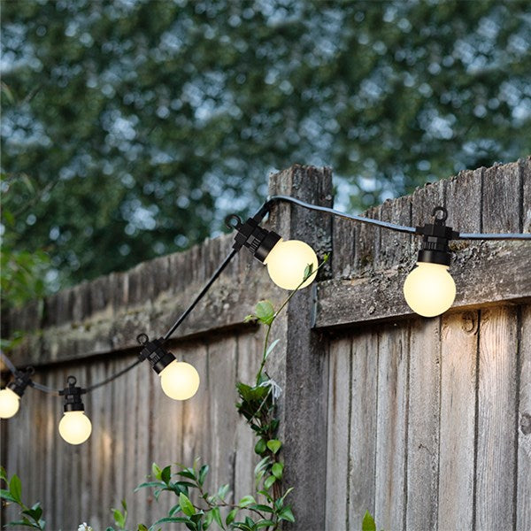LED Indoor Outdoor Bulb String