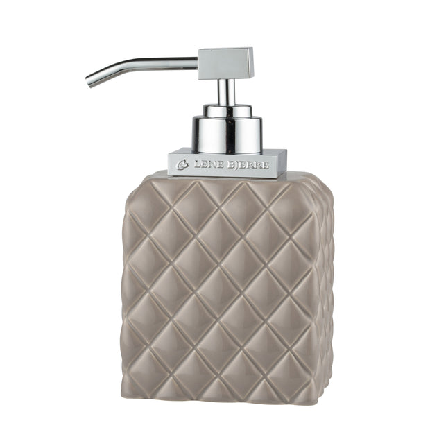 Harlequin Ceramic Soap Dispenser