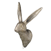 Gold Hare With Monocle Wall Art