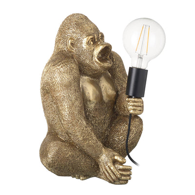 Elton The Gorilla Table Lamp - PRE ORDER