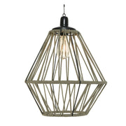 LED Solar Pendant Light - Sand