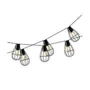 LED Solar Cage Festoon Light Chain - PRE ORDER