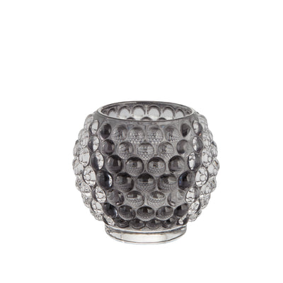 Charcoal Lucia Tealight Holder