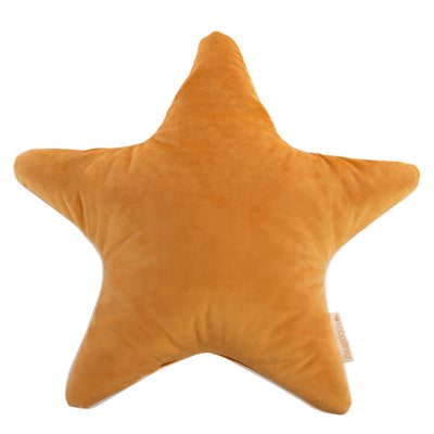 Farniente Yellow Velvet Aristote Cushion