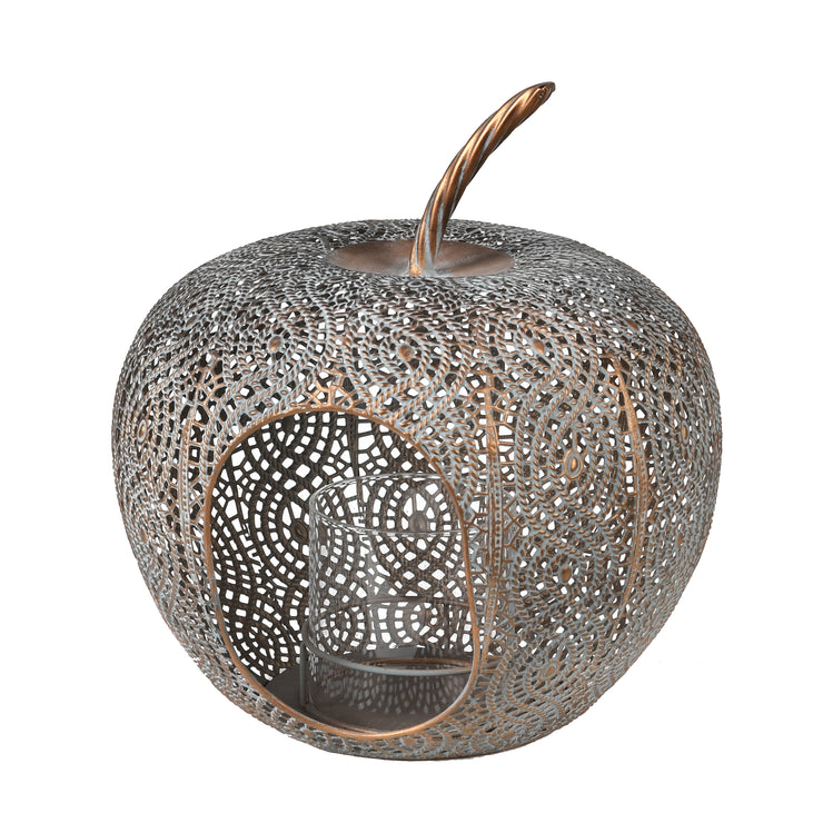 Filigree Apple Lantern