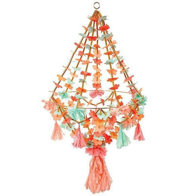 Pompom Decorative Chandelier