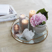 Gold Mirrored Decorative Tray - PRE ORDER