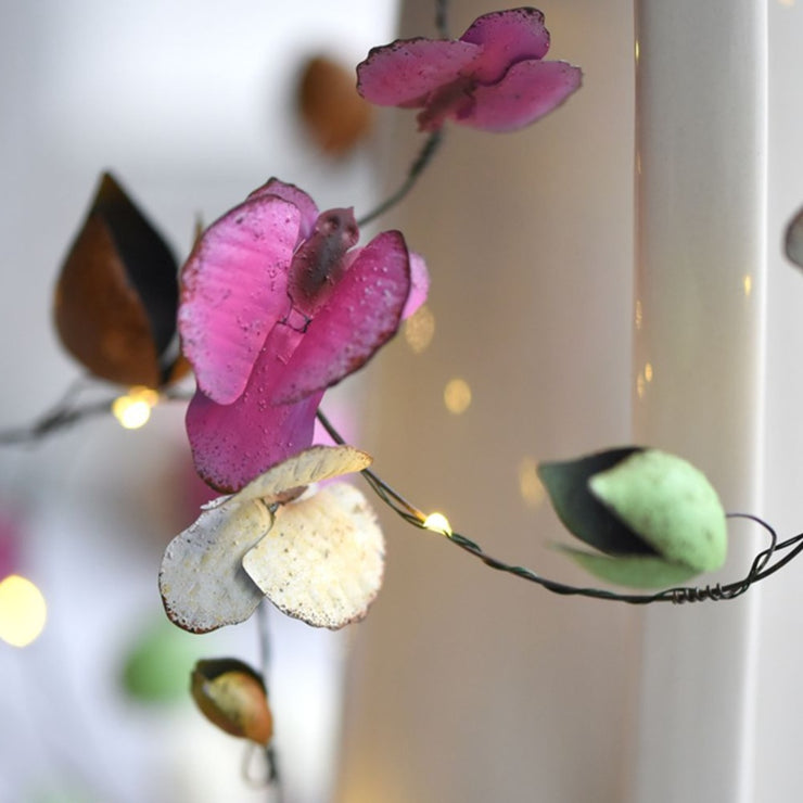 Orchid LED Light String