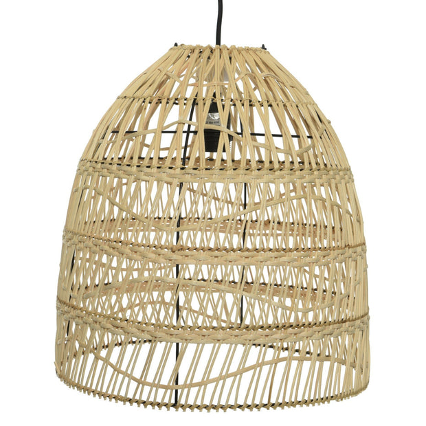 Natural Rattan Pendant Light