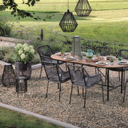 Seville Outdoor Table With Planter