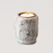 Marble Tealight Holders