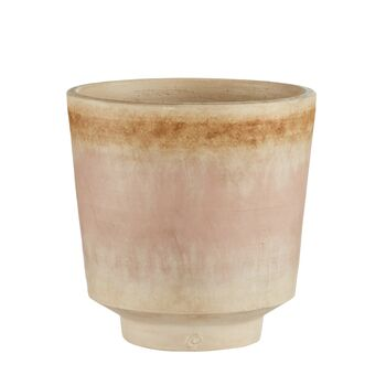 Blush Pink Ceramic Planter