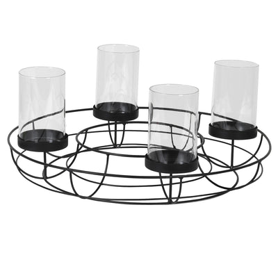 Christmas Table Candle Holder