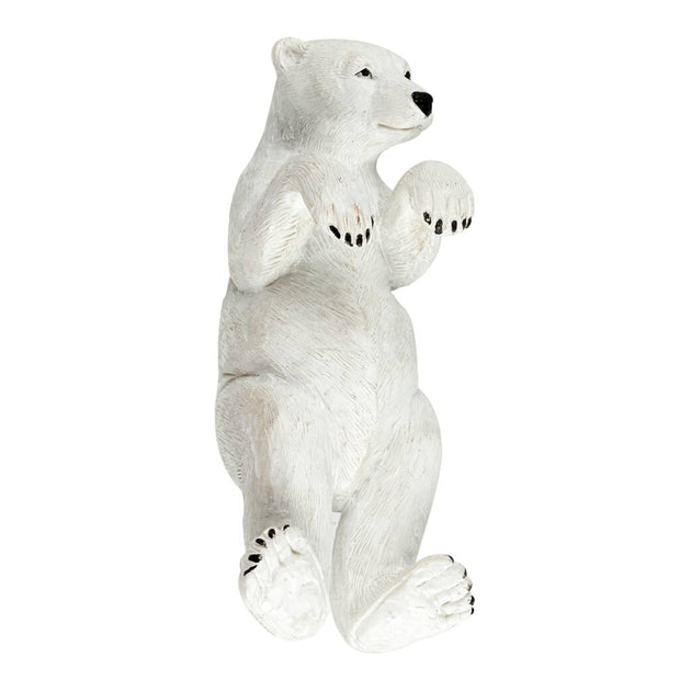 Christmas Polar Bear Pot Hanger