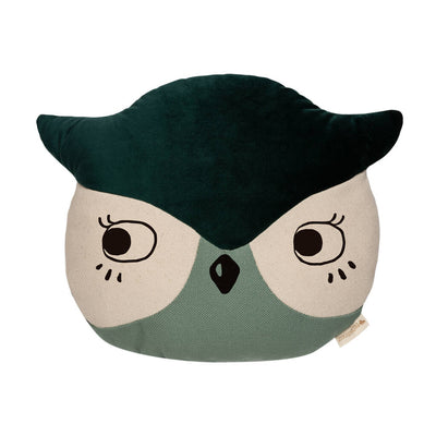 Sweet Owl Animal Cushion