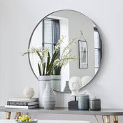 Large Circular Milly Mirror