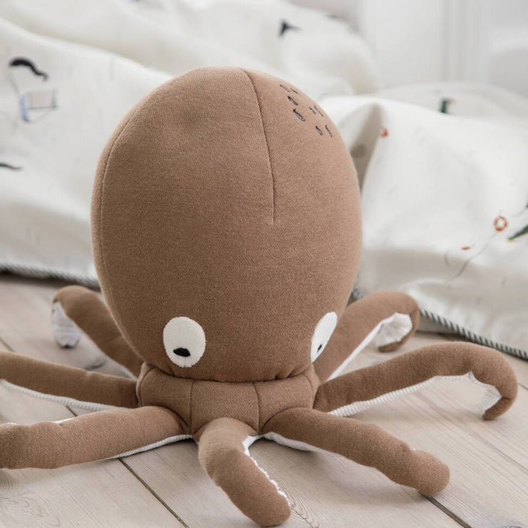 Morgan The Octopus Soft Toy