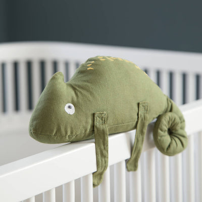 Musical Chameleon Cot Toy