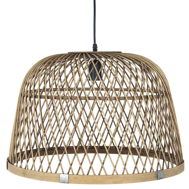 Natural Bamboo Pendant Light