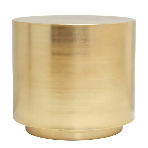 Cool Brass Side Table