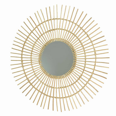 Willow Sunburst Mirror