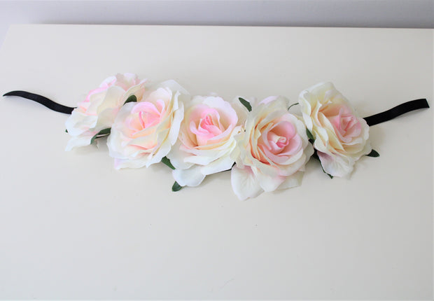 Rose  Garland Teepee Topper