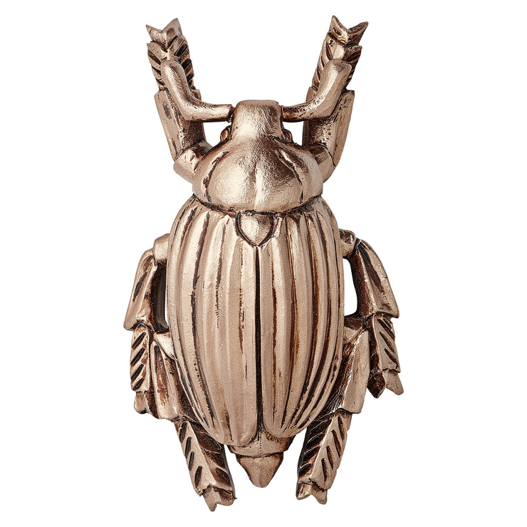 Rose Gold Serafina Bug Decorations