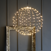LED Globe Statement Pendant Light - PRE ORDER