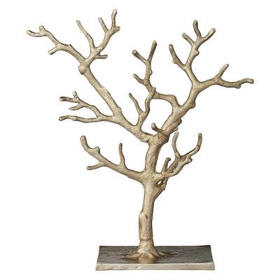 Pale Gold Jewellery Tree