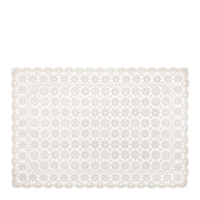 Siena Placemat  Cream/ PRE-ORDER