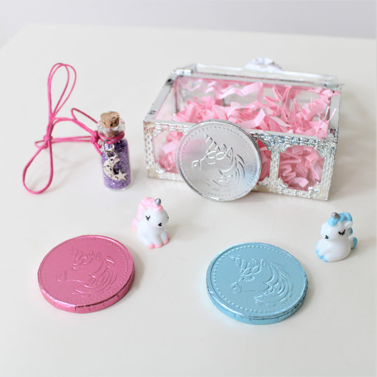 Unicorn Treasure Chest