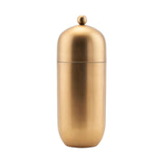 Brushed Brass Cocktail Shaker - PRE ORDER