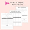 Photography Business Planning Worksheets