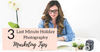 3 Last Minute Holiday Marketing Ideas for Your Photography Business