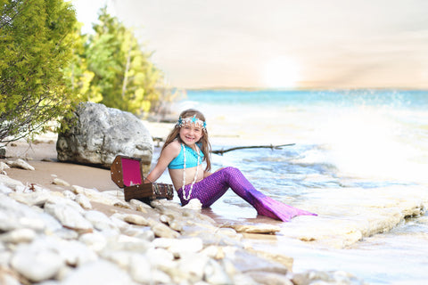 Mermaid Photo Mini Session Inspiration