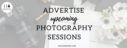 PHOTOGRAPHY EMAIL IDEAS