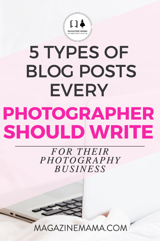blog posts for photographers