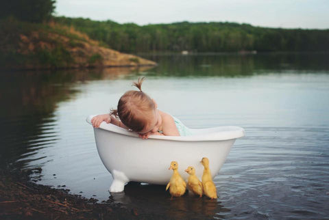 Duck Mini Session by Andrea Martin