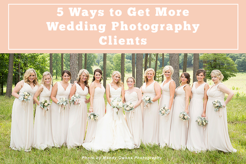 Wedding Photography Marketing Tips