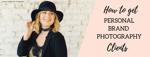 Personal Brand Photography Marketing Tips