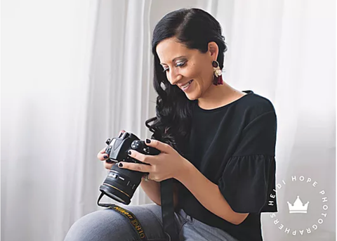 Teaching Photography Interview with Courtney