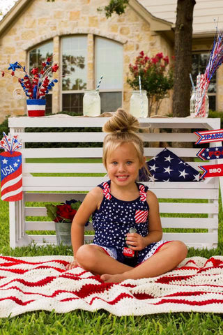 Patriotic Themed Mini Session