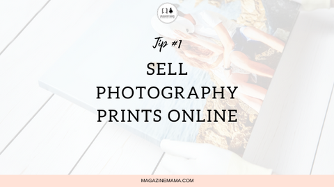 sell photography prints online